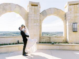 Elissa and Daniel's San Antonio La Cantera Summer Wedding