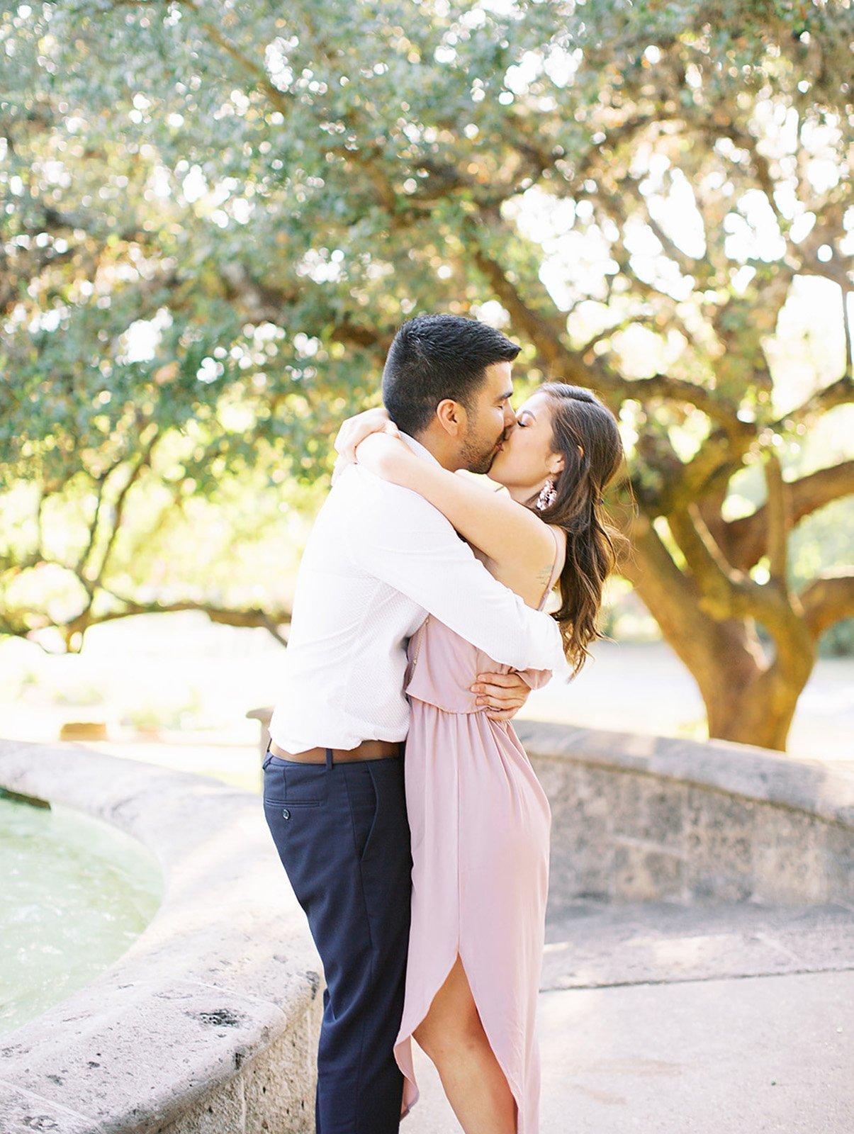 San Antonio Weddings Engaged In SA McNay