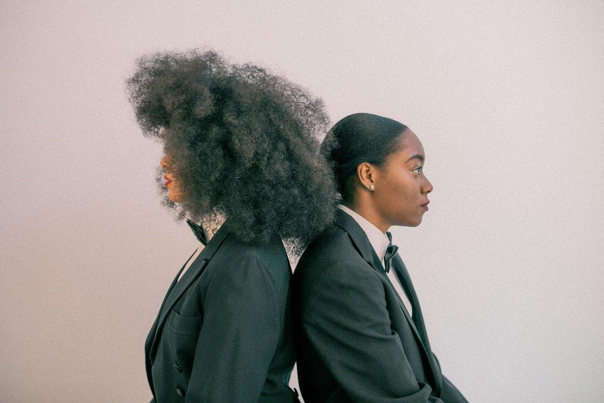 black female empowerment San Antonio Weddings rex formal wear Gillian Menzie photography