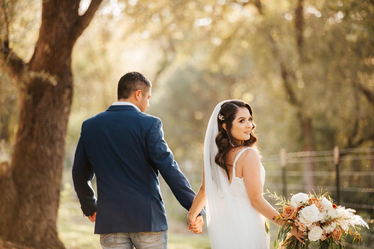 San Antonio wedding at Harper Hill Ranch