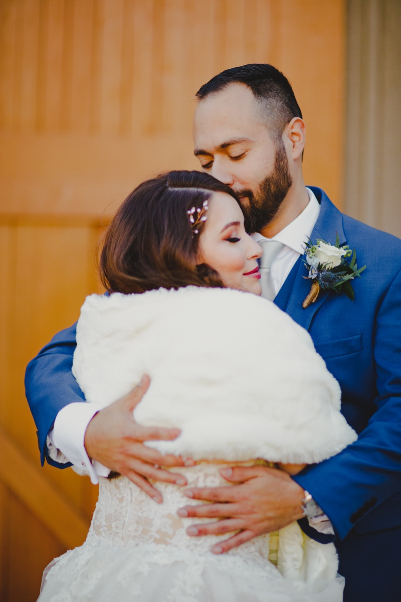 Vanessa and Robert's Magnolia Halle Wedding