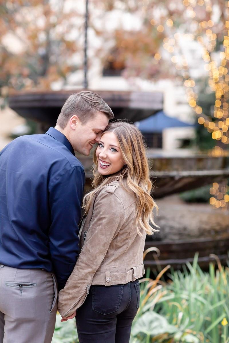 San Antonio Weddings surprise proposal at the pearl