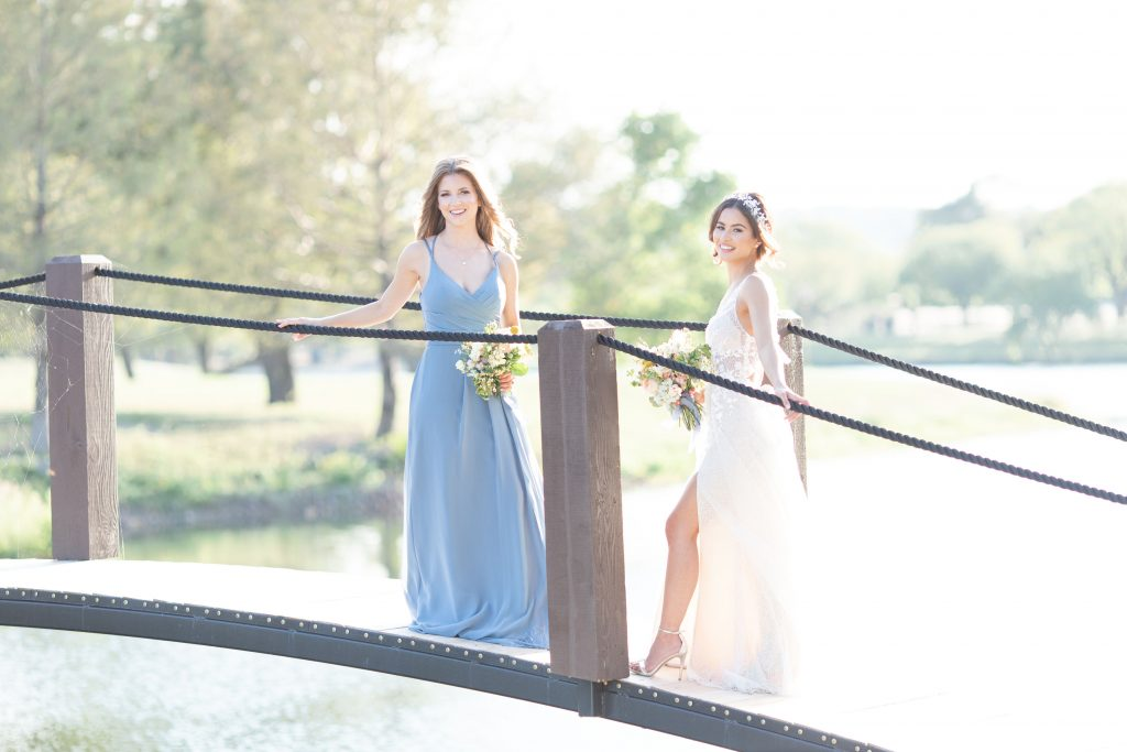 fairytale wedding vibes at sendera springs