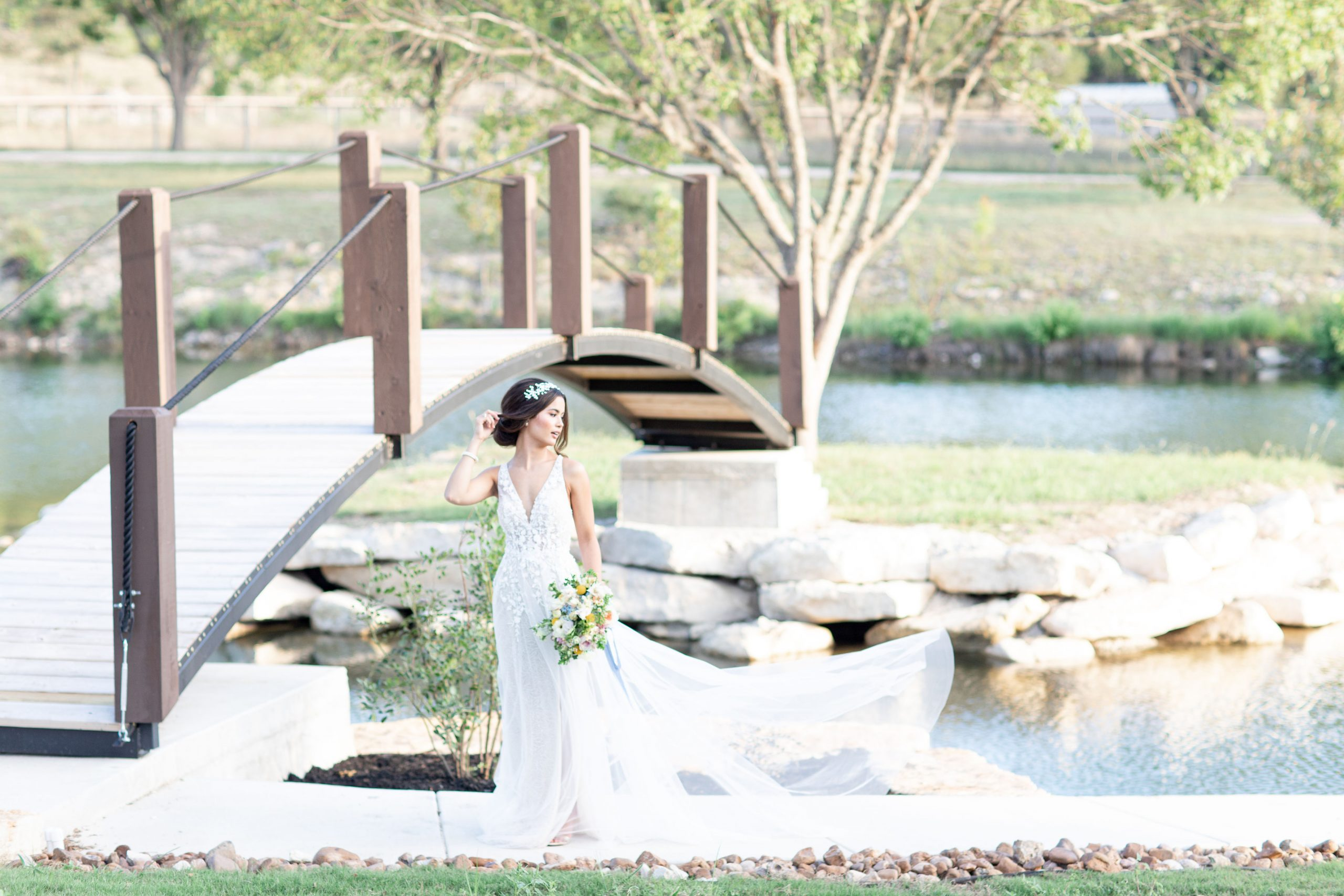 sendera springs whimsical tea party wedding