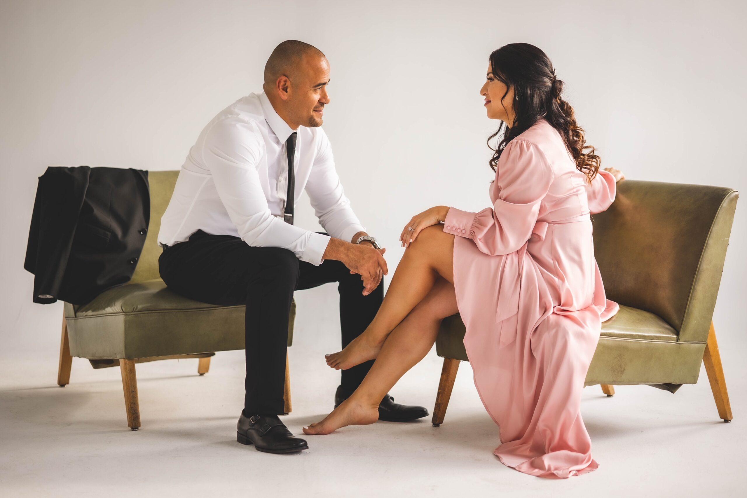 Lorena & Marco's San Antonio Engagement