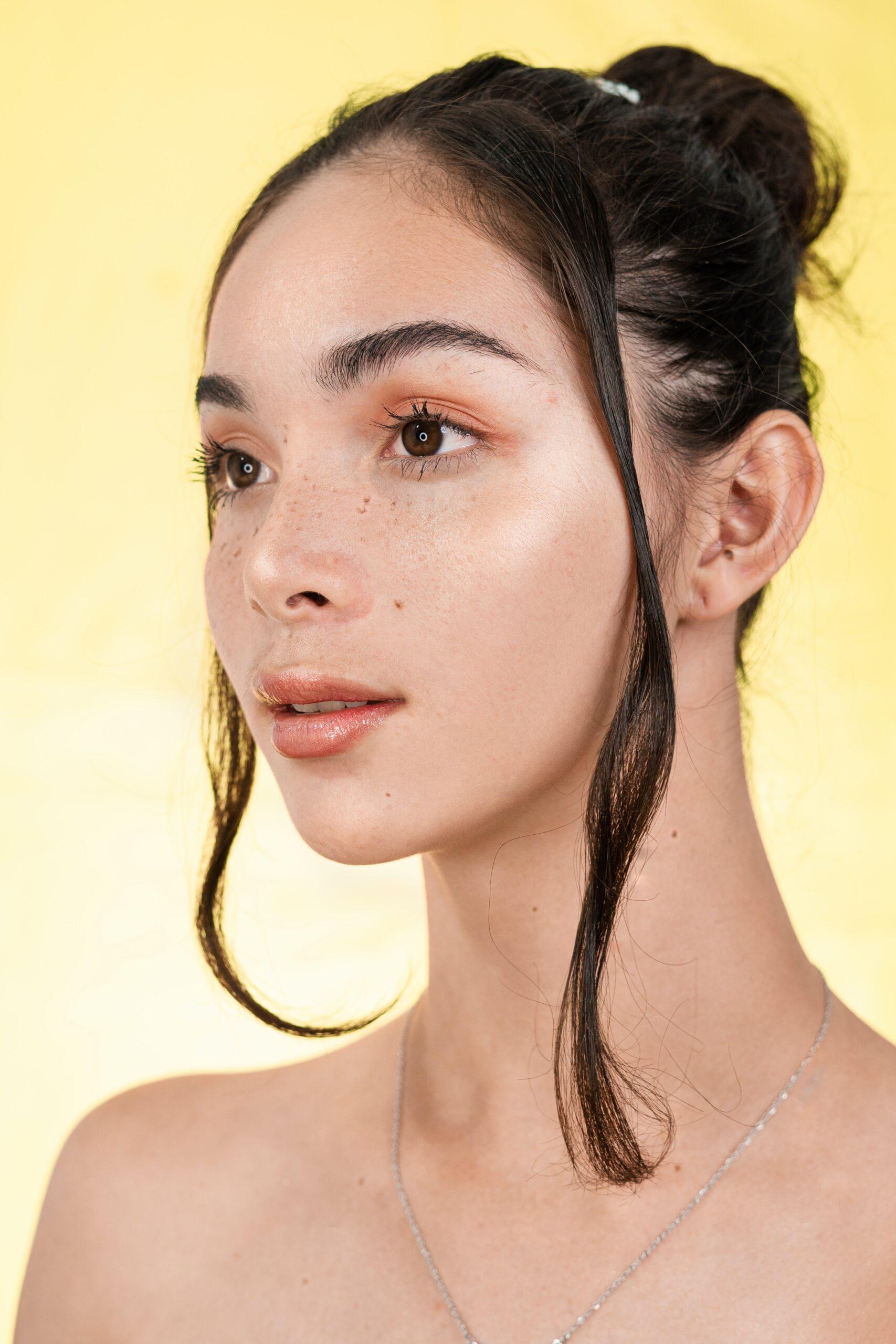 natural makeup look for earth day San Antonio