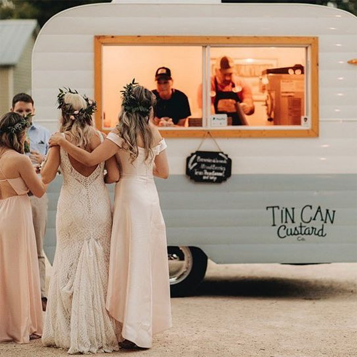 ice cream food truck for events