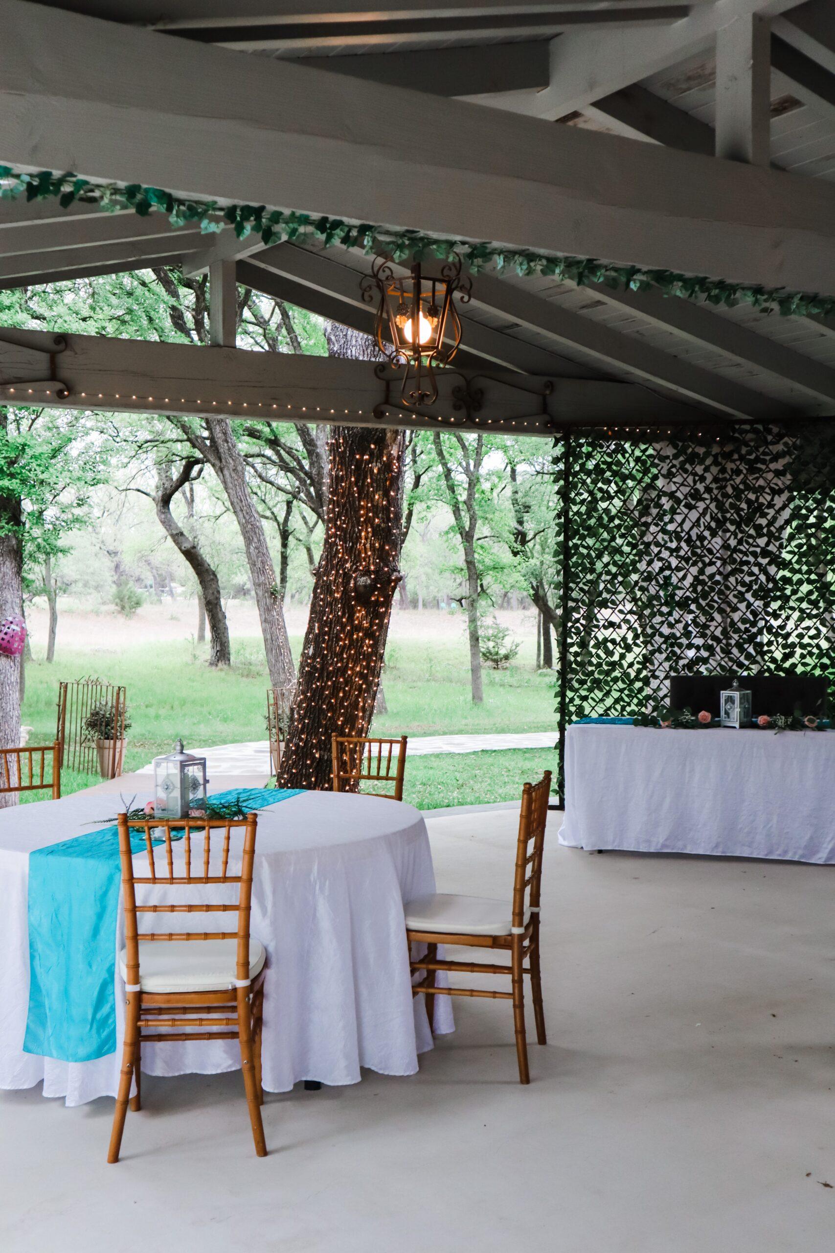 Affordable San Antonio Texas Hill Country Wedding