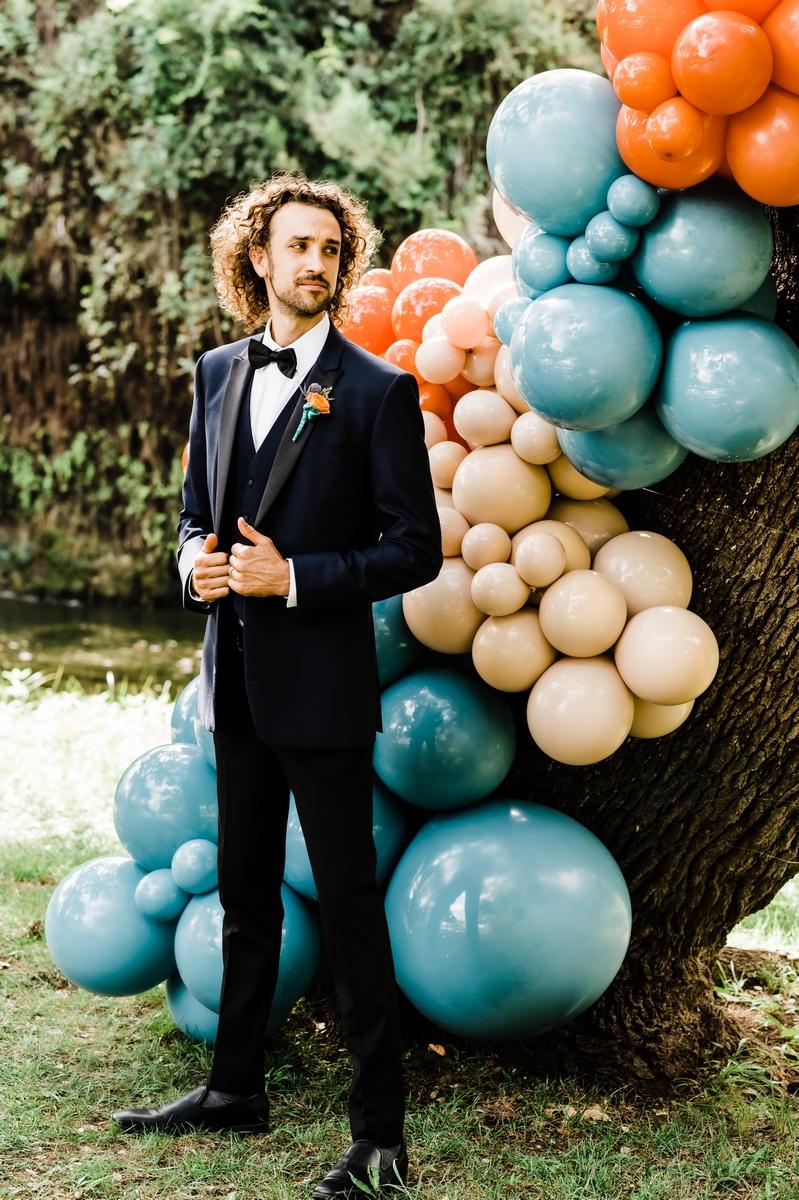 Styled Shoot Wedding at Canyon Springs Golf Club in San Antonio Texas