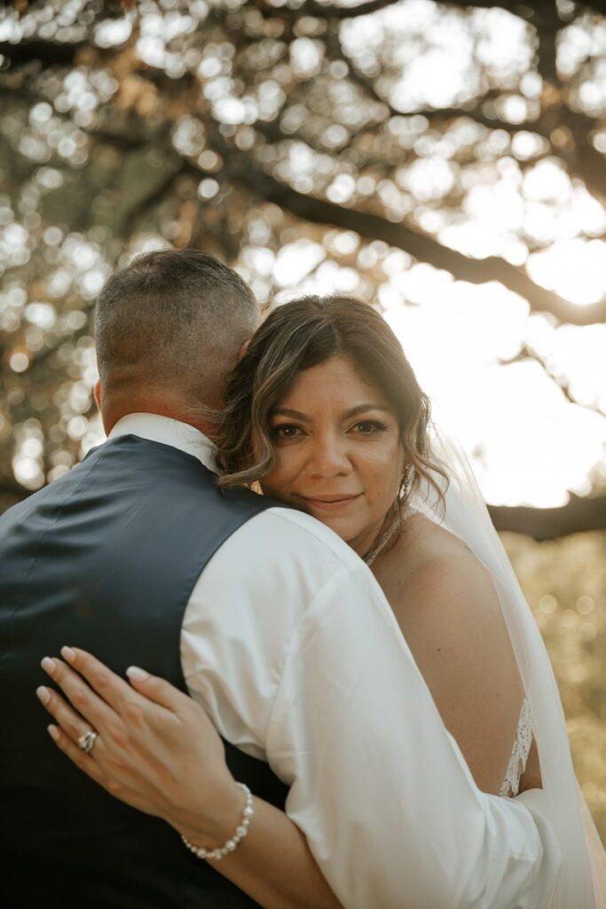 Rebecca and Robert's Summer Wedding at Canyon Springs Golf Course in San Antonio, Texas