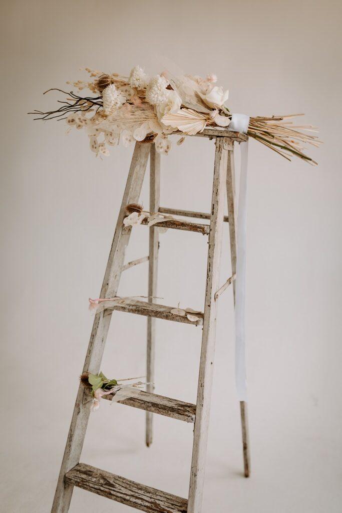 San Antonio florist dried flowers wedding inspiration