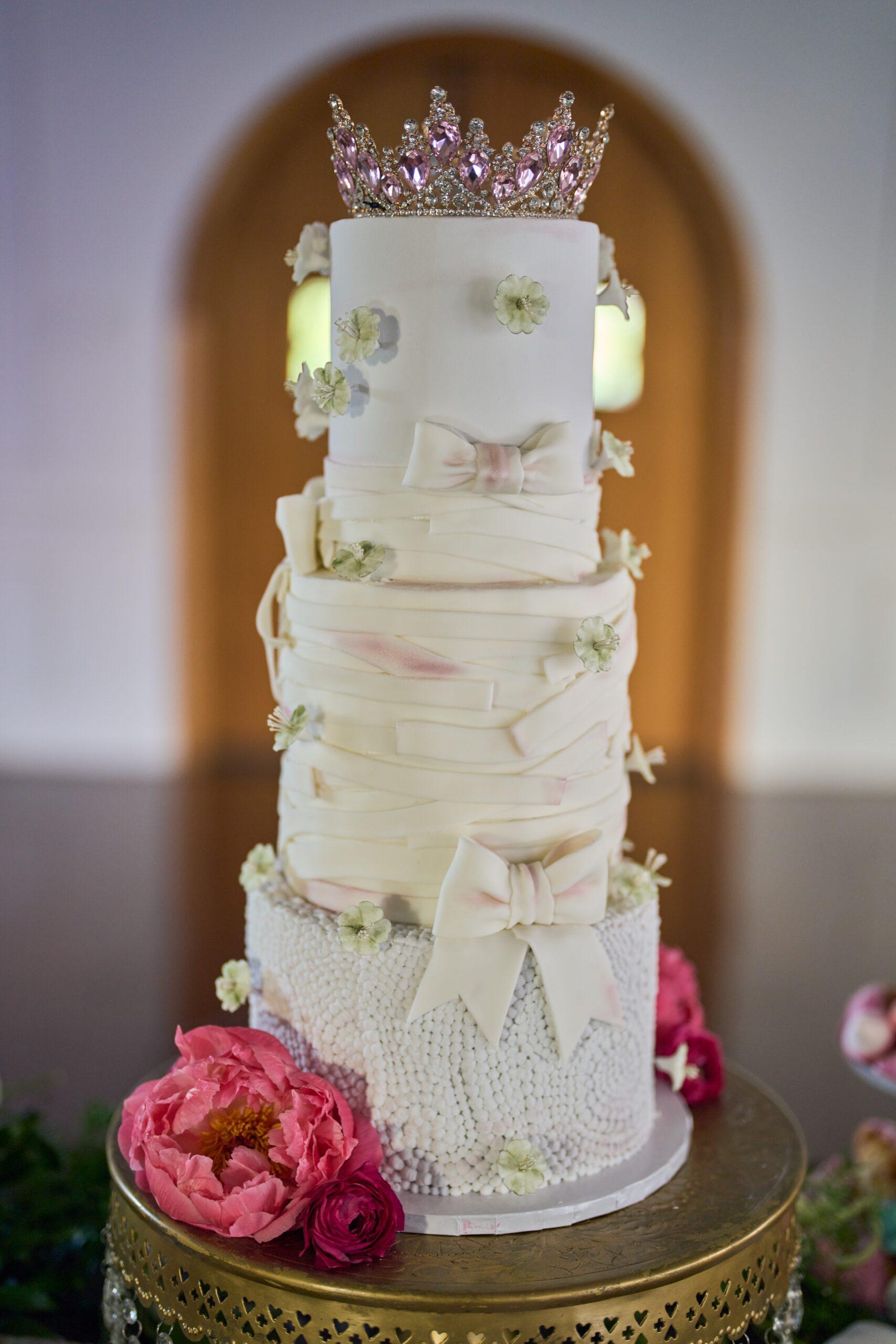 Marie Antoinette Inspired Wedding