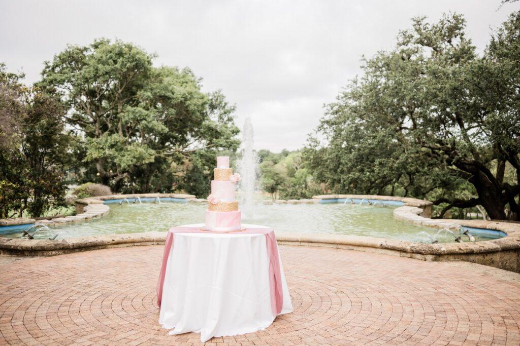 The McNay Museum of Art in San Antonio, Texas Wedding