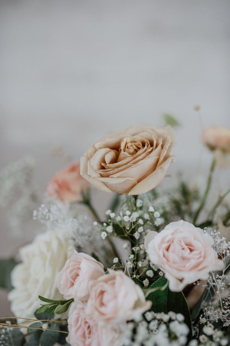 San Antonio wedding florals