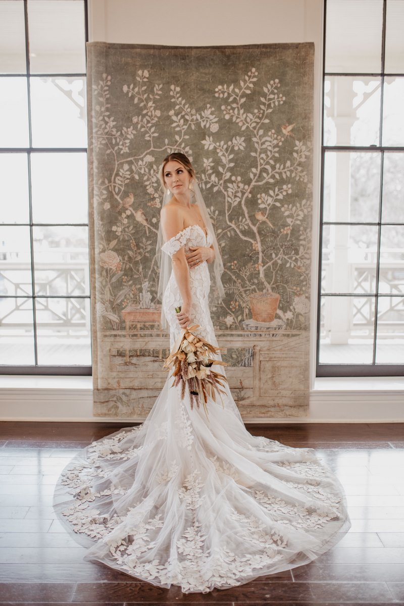 San Antonio Weddings Homestead Styled Shoot - Bridal Attire by Fiancee Bridal Boutique and Hair/Makeup by Love Lipstick and Lashes