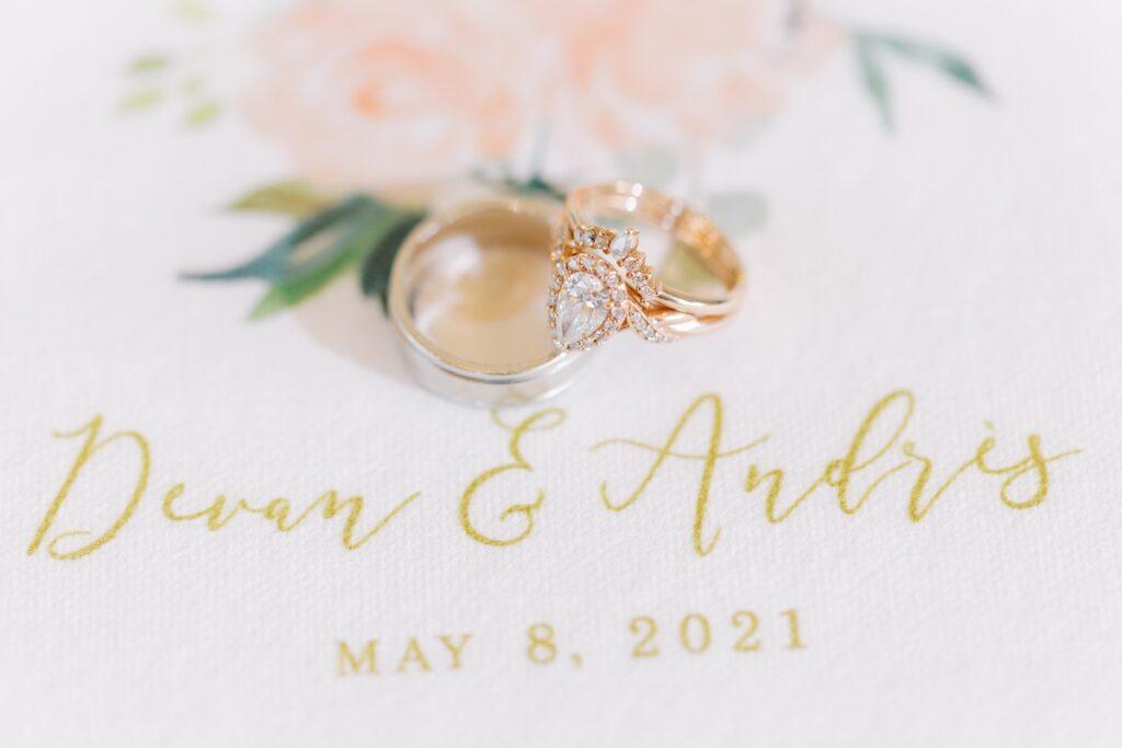 San Antonio botanical gardens wedding