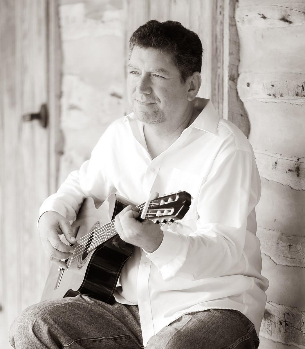 Keith Kubena Classical Acoustic Guitarist