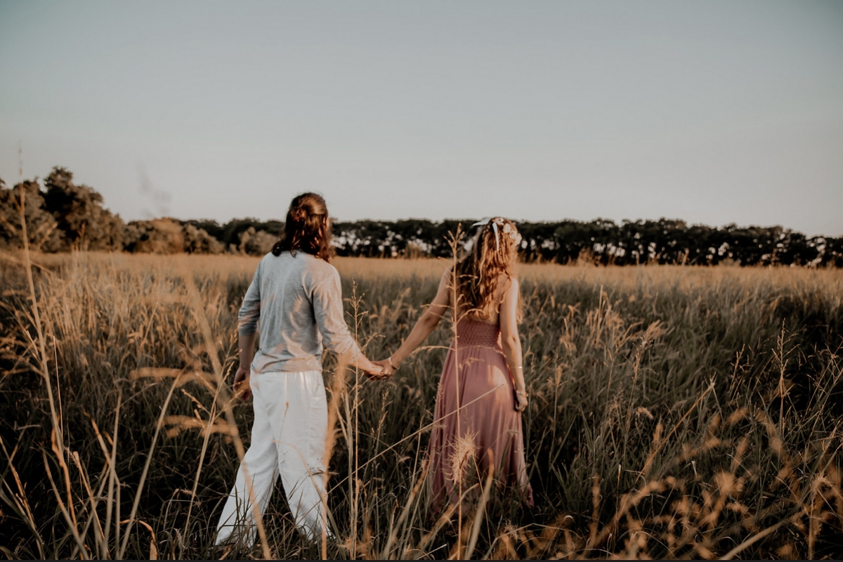 Chris and Carly's earth, wind and fire engagement in San Antonio, Texas