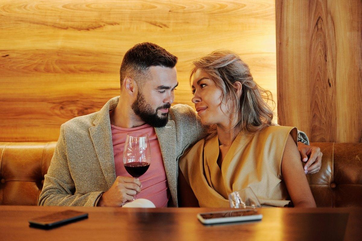 San Antonio couple doing premarital counseling