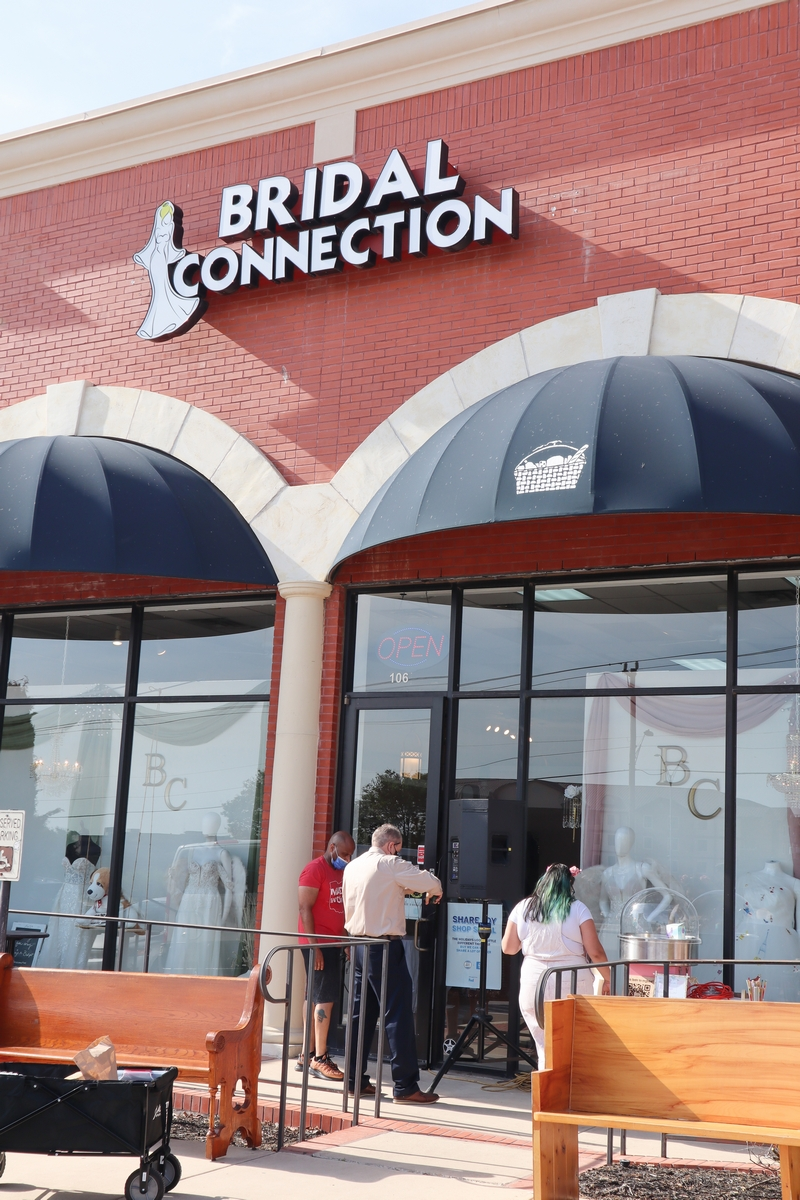 San Antonio Weddings - Bridal Connection's Unveils New Exclusive Morilee In-Store Boutique