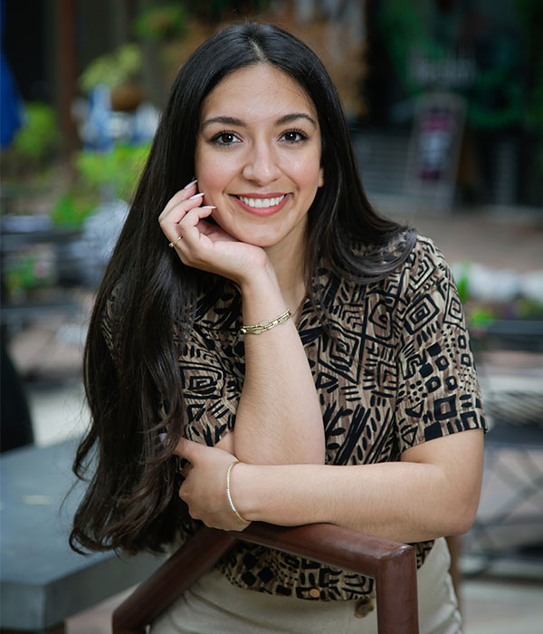San Antonio Weddings Staff - Erika Perez