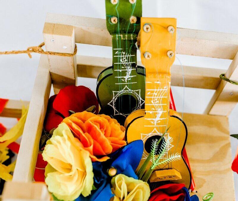 Fiesta Themed San Antonio Wedding Inspiration