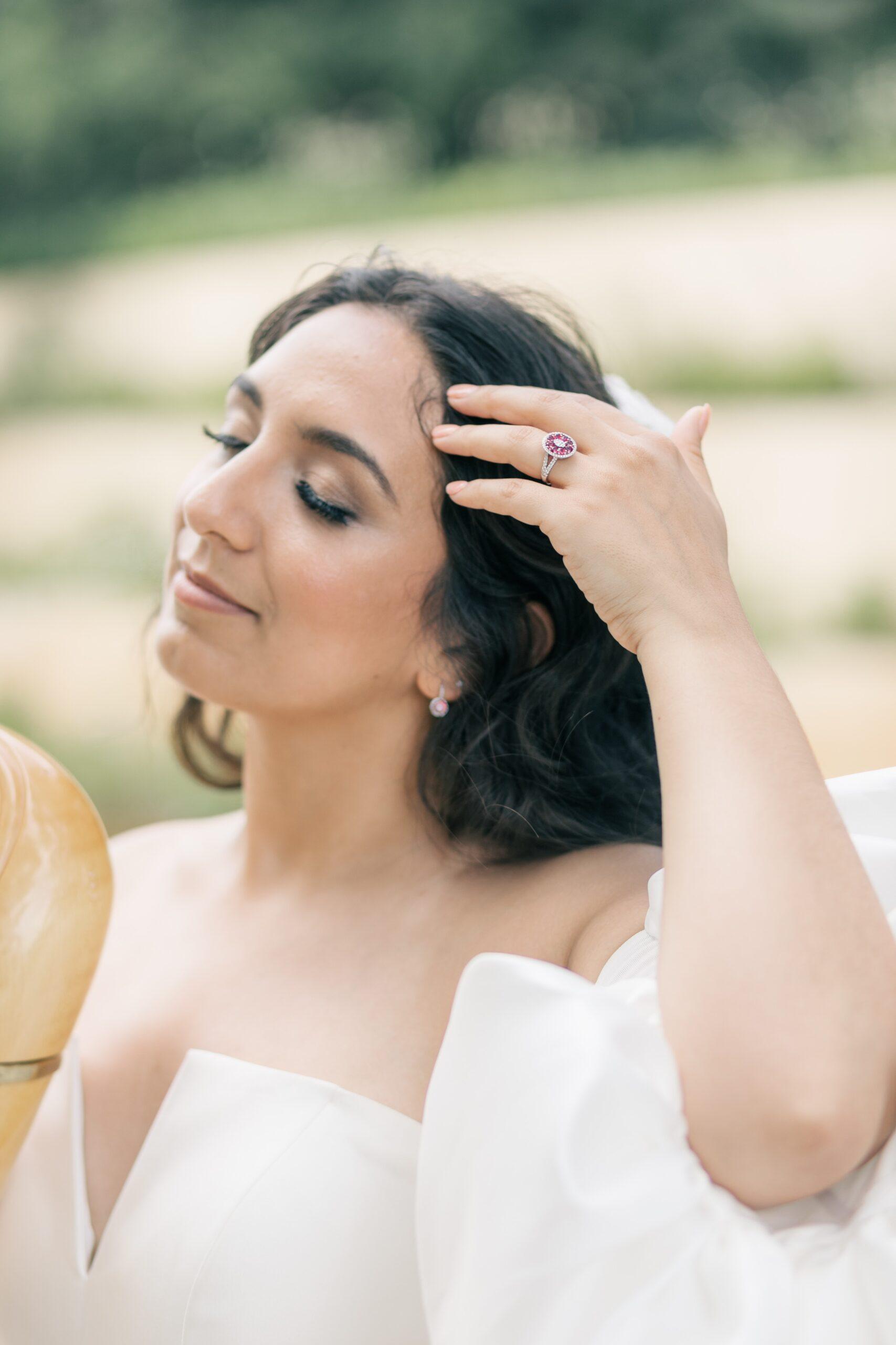 San Antonio Botanical Gardens Styled shoot on san antonio weddings . com