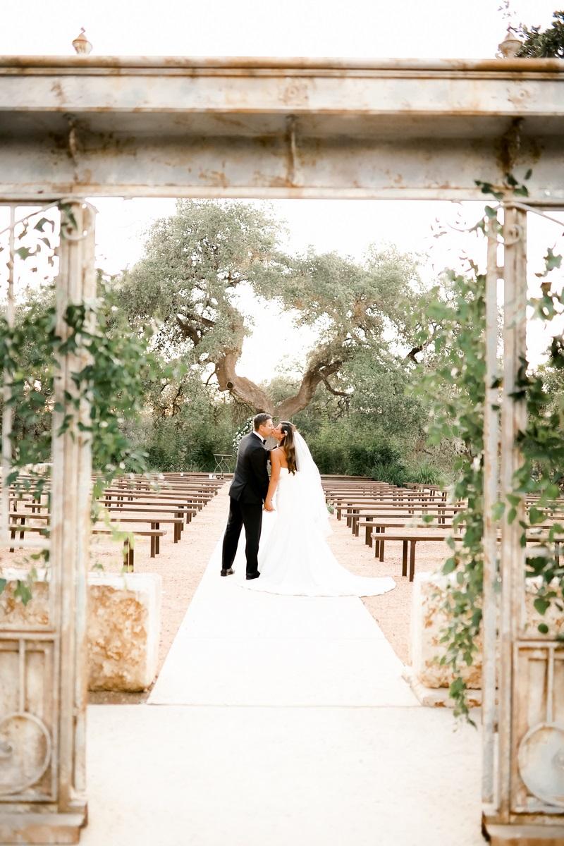 Melony and Alex's Park 31 San Antonio Wedding