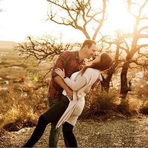 Taylor & Kevin's Surprise Engagement