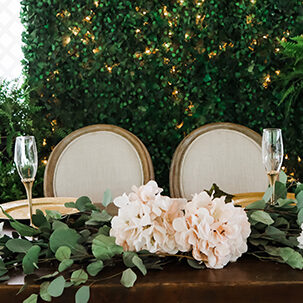 An Affordable Texas Hill Country Wedding